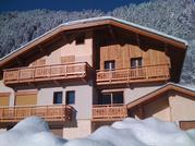 Chalet Rosa Villosa Hütte