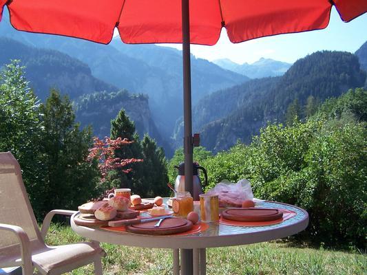 Ferienwohnung Chalet Malenca (32343), Masein, Domleschg - Heinzenberg, Graubünden, Schweiz, Bild 4