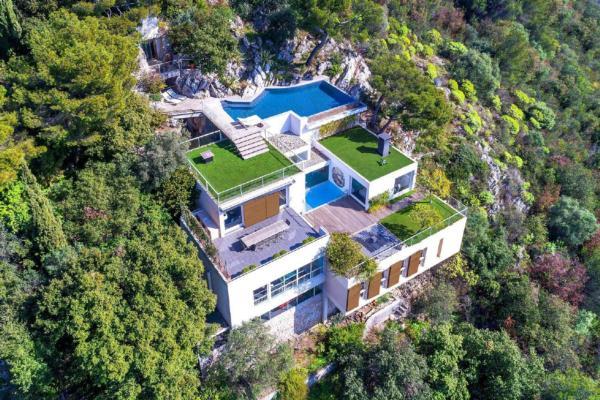 Holiday house Panorama Villa mit zwei Swimming Pools über der Cote d'Azur (321698), Villefranche sur Mer, Côte d'Azur, Provence - Alps - Côte d'Azur, France, picture 3
