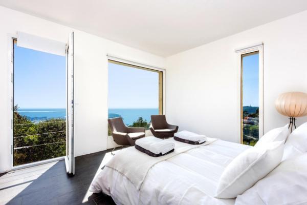 Holiday house Panorama Villa mit zwei Swimming Pools über der Cote d'Azur (321698), Villefranche sur Mer, Côte d'Azur, Provence - Alps - Côte d'Azur, France, picture 7