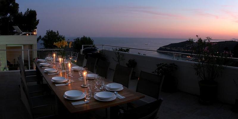 Holiday house Panorama Villa mit zwei Swimming Pools über der Cote d'Azur (321698), Villefranche sur Mer, Côte d'Azur, Provence - Alps - Côte d'Azur, France, picture 9