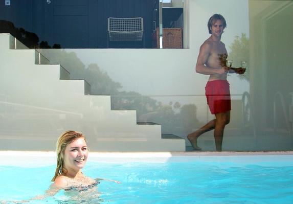 Holiday house Panorama Villa mit zwei Swimming Pools über der Cote d'Azur (321698), Villefranche sur Mer, Côte d'Azur, Provence - Alps - Côte d'Azur, France, picture 15