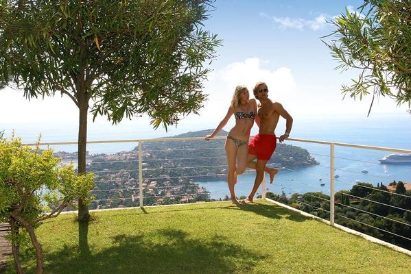 Holiday house Panorama Villa mit zwei Swimming Pools über der Cote d'Azur (321698), Villefranche sur Mer, Côte d'Azur, Provence - Alps - Côte d'Azur, France, picture 17