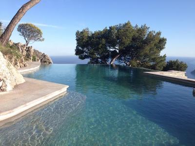 Holiday house Panorama Villa mit zwei Swimming Pools über der Cote d'Azur (321698), Villefranche sur Mer, Côte d'Azur, Provence - Alps - Côte d'Azur, France, picture 2
