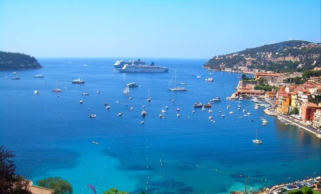Holiday house Panorama Villa mit zwei Swimming Pools über der Cote d'Azur (321698), Villefranche sur Mer, Côte d'Azur, Provence - Alps - Côte d'Azur, France, picture 31