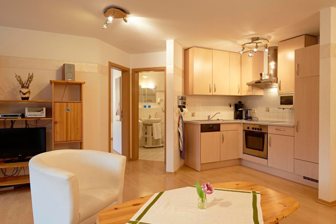 Holiday apartment 3 - Gasthaus Kranz (33802), Stühlingen, Black Forest, Baden-Württemberg, Germany, picture 3