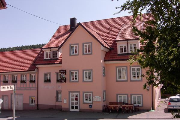 Holiday apartment 3 - Gasthaus Kranz (33802), Stühlingen, Black Forest, Baden-Württemberg, Germany, picture 5