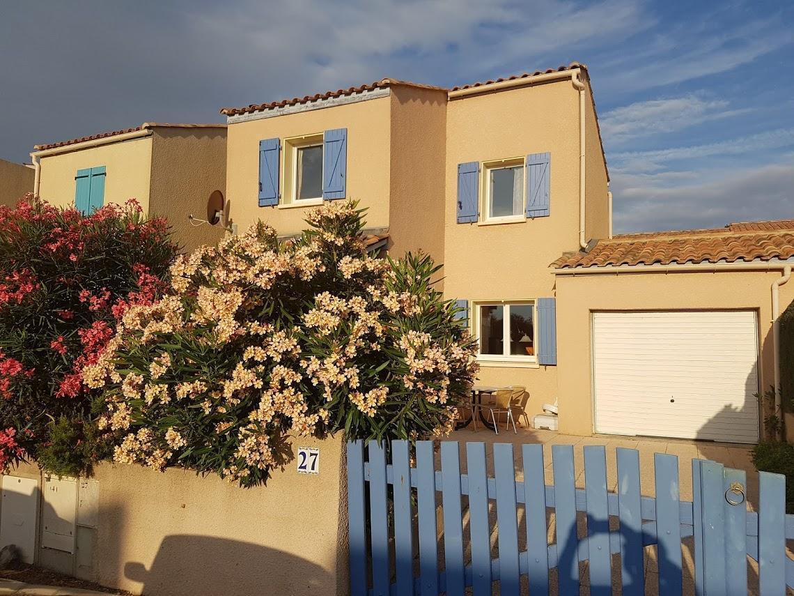 Holiday house Frankreich mit Mittelmeerblick, Garten und Garage (Südfrankreich) (33845), Saint Pierre sur Mer, Mediterranean coast Aude, Languedoc-Roussillon, France, picture 25
