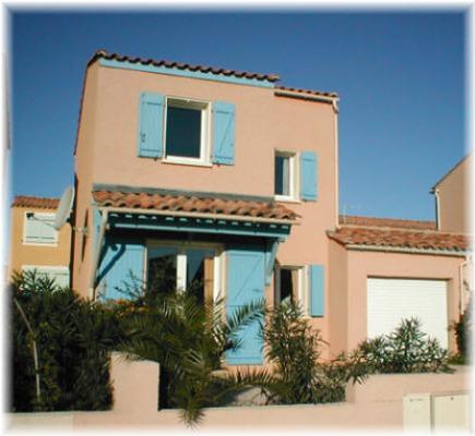 Holiday house Frankreich mit Mittelmeerblick, Garten und Garage (Südfrankreich) (33845), Saint Pierre sur Mer, Mediterranean coast Aude, Languedoc-Roussillon, France, picture 3
