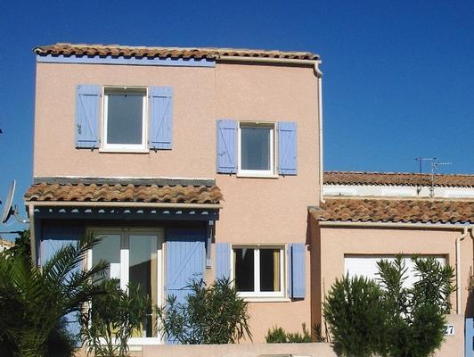 Holiday house Frankreich mit Mittelmeerblick, Garten und Garage (Südfrankreich) (33845), Saint Pierre sur Mer, Mediterranean coast Aude, Languedoc-Roussillon, France, picture 1