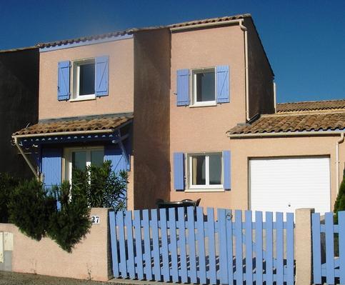 Holiday house Frankreich mit Mittelmeerblick, Garten und Garage (Südfrankreich) (33845), Saint Pierre sur Mer, Mediterranean coast Aude, Languedoc-Roussillon, France, picture 15