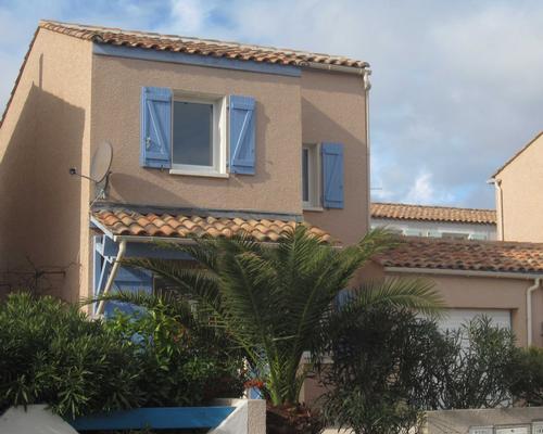 Holiday house Frankreich mit Mittelmeerblick, Garten und Garage (Südfrankreich) (33845), Saint Pierre sur Mer, Mediterranean coast Aude, Languedoc-Roussillon, France, picture 17