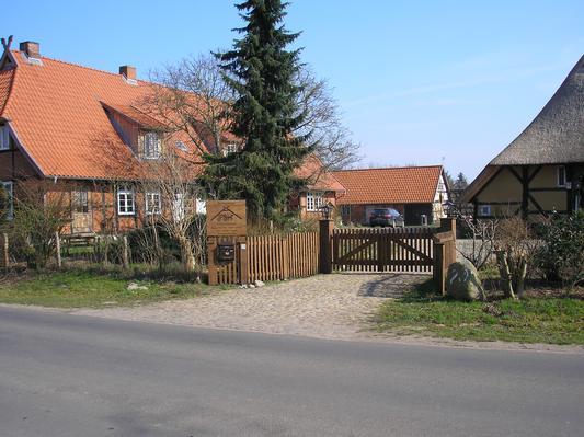 Ferienwohnung Kleine Ferienwohung im Fachwerkh. (332620), Wittenburg, Mecklenburg-Schwerin, Mecklenburg-Vorpommern, Deutschland, Bild 1