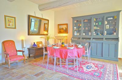Holiday house St Roch Farmhaus: wunderschön renoviertes Landhaus aus dem 18. Jahrhundert im Herzen der P (335528), Robion, Vaucluse, Provence - Alps - Côte d'Azur, France, picture 29