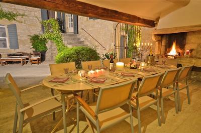 Holiday house St Roch Farmhaus: wunderschön renoviertes Landhaus aus dem 18. Jahrhundert im Herzen der P (335528), Robion, Vaucluse, Provence - Alps - Côte d'Azur, France, picture 5