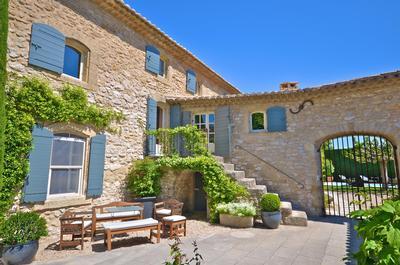Holiday house St Roch Farmhaus: wunderschön renoviertes Landhaus aus dem 18. Jahrhundert im Herzen der P (335528), Robion, Vaucluse, Provence - Alps - Côte d'Azur, France, picture 7