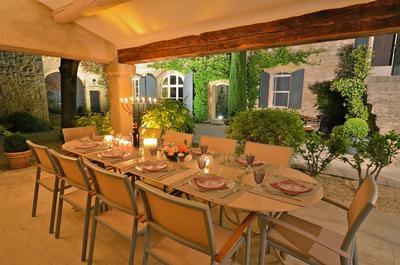 Holiday house St Roch Farmhaus: wunderschön renoviertes Landhaus aus dem 18. Jahrhundert im Herzen der P (335528), Robion, Vaucluse, Provence - Alps - Côte d'Azur, France, picture 13