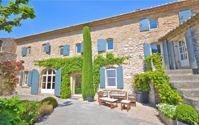 Holiday house St Roch Farmhaus: wunderschön renoviertes Landhaus aus dem 18. Jahrhundert im Herzen der P (335528), Robion, Vaucluse, Provence - Alps - Côte d'Azur, France, picture 3