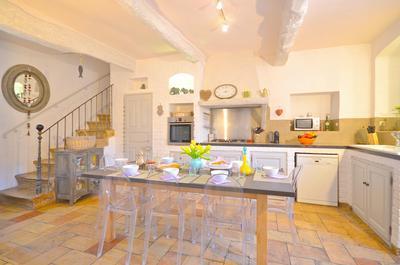 Holiday house St Roch Farmhaus: wunderschön renoviertes Landhaus aus dem 18. Jahrhundert im Herzen der P (335528), Robion, Vaucluse, Provence - Alps - Côte d'Azur, France, picture 24