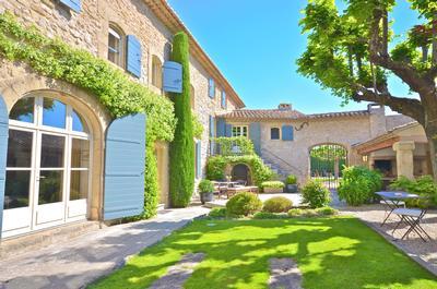 Holiday house St Roch Farmhaus: wunderschön renoviertes Landhaus aus dem 18. Jahrhundert im Herzen der P (335528), Robion, Vaucluse, Provence - Alps - Côte d'Azur, France, picture 9