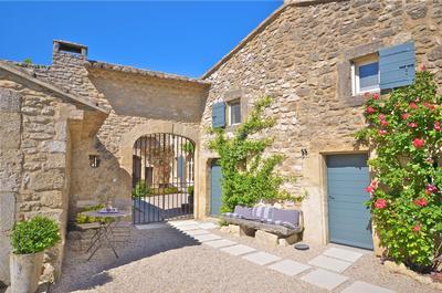 Holiday house St Roch Farmhaus: wunderschön renoviertes Landhaus aus dem 18. Jahrhundert im Herzen der P (335528), Robion, Vaucluse, Provence - Alps - Côte d'Azur, France, picture 8