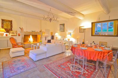 Holiday house St Roch Farmhaus: wunderschön renoviertes Landhaus aus dem 18. Jahrhundert im Herzen der P (335528), Robion, Vaucluse, Provence - Alps - Côte d'Azur, France, picture 2