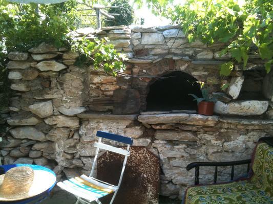 Holiday house Gästehaus von Walter und Marie (335995), Theologos, Thassos, Aegean Islands, Greece, picture 16