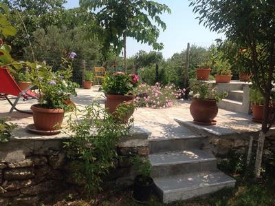 Holiday house Gästehaus von Walter und Marie (335995), Theologos, Thassos, Aegean Islands, Greece, picture 19