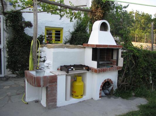 Holiday house Gästehaus von Walter und Marie (335995), Theologos, Thassos, Aegean Islands, Greece, picture 13