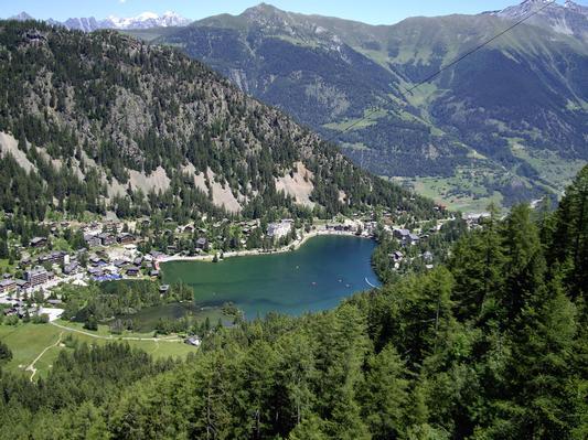 Ferienwohnung Le Grand Combin (336183), Champex-Lac, Val d'Entremont, Wallis, Schweiz, Bild 17