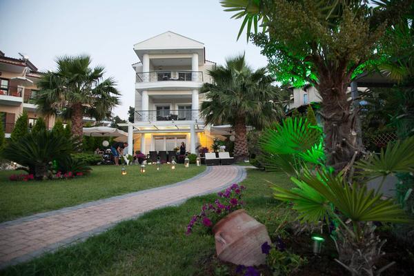 Ferienwohnung Sun Residence Exlusive Seaside Suiten in Polichrono Chalkidiki (336979), Polichrono, Chalkidiki, Makedonien, Griechenland, Bild 25