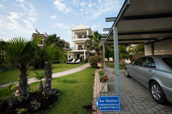 Ferienwohnung Sun Residence Exlusive Seaside Suiten in Polichrono Chalkidiki (336979), Polichrono, Chalkidiki, Makedonien, Griechenland, Bild 47