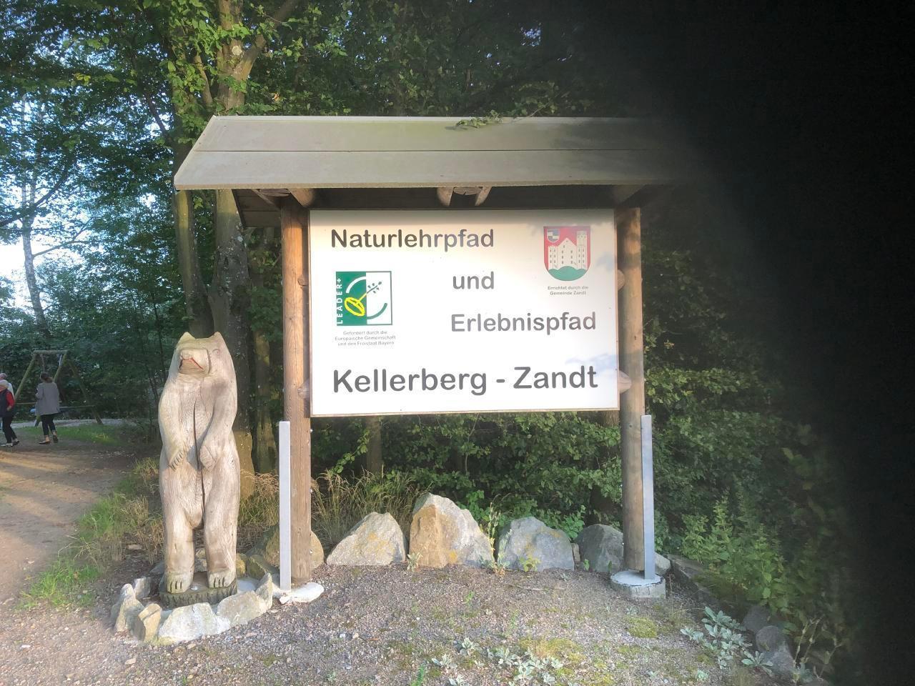 Ferienhaus am Kellerberg - mit  grossen Garten und herrlicher Aussicht, Kaminofen, Haustiere willkomm (337961), Zandt, Bayerischer Wald, Bayern, Deutschland, Bild 19