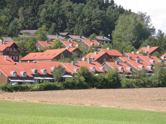 Ferienhaus am Kellerberg - mit  grossen Garten und herrlicher Aussicht, Kaminofen, Haustiere willkomm (337961), Zandt, Bayerischer Wald, Bayern, Deutschland, Bild 2