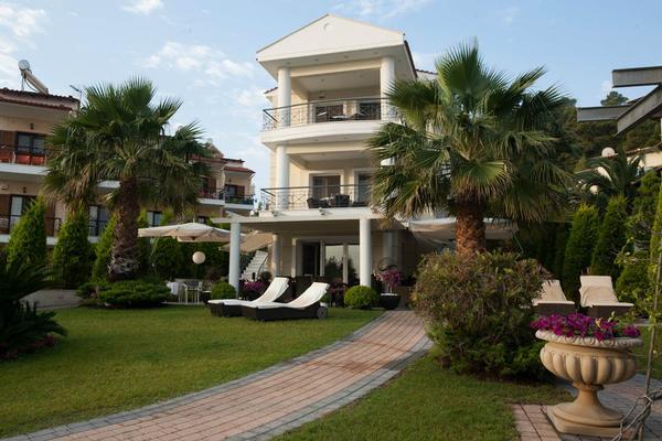 Ferienwohnung Sun Residence Boutique Suiten direkt am Strand in Polichrono Chalkidiki (338137), Polichrono, Chalkidiki, Makedonien, Griechenland, Bild 37
