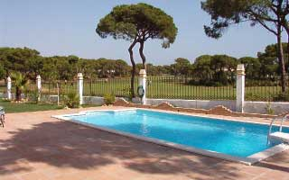 Maison de vacances Golfvilla/Nebenhaus mit Pool in Andalusien (34533), El Rompido, Costa de la Luz, Andalousie, Espagne, image 6