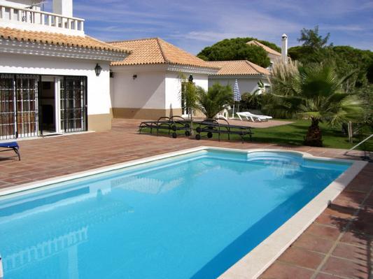Maison de vacances Golfvilla/Nebenhaus mit Pool in Andalusien (34533), El Rompido, Costa de la Luz, Andalousie, Espagne, image 16