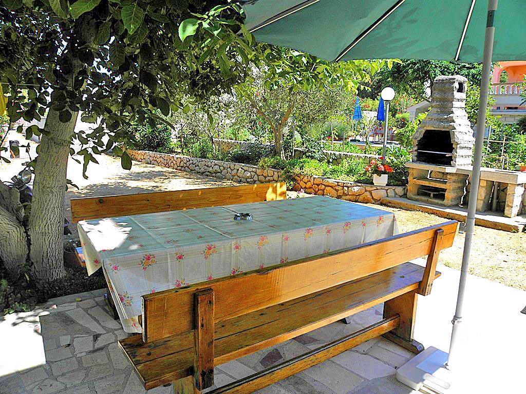Ferienwohnung FeWo  Magas Milica ( Andrea 1). (340051), Barbat na Rabu, Insel Rab, Kvarner, Kroatien, Bild 17