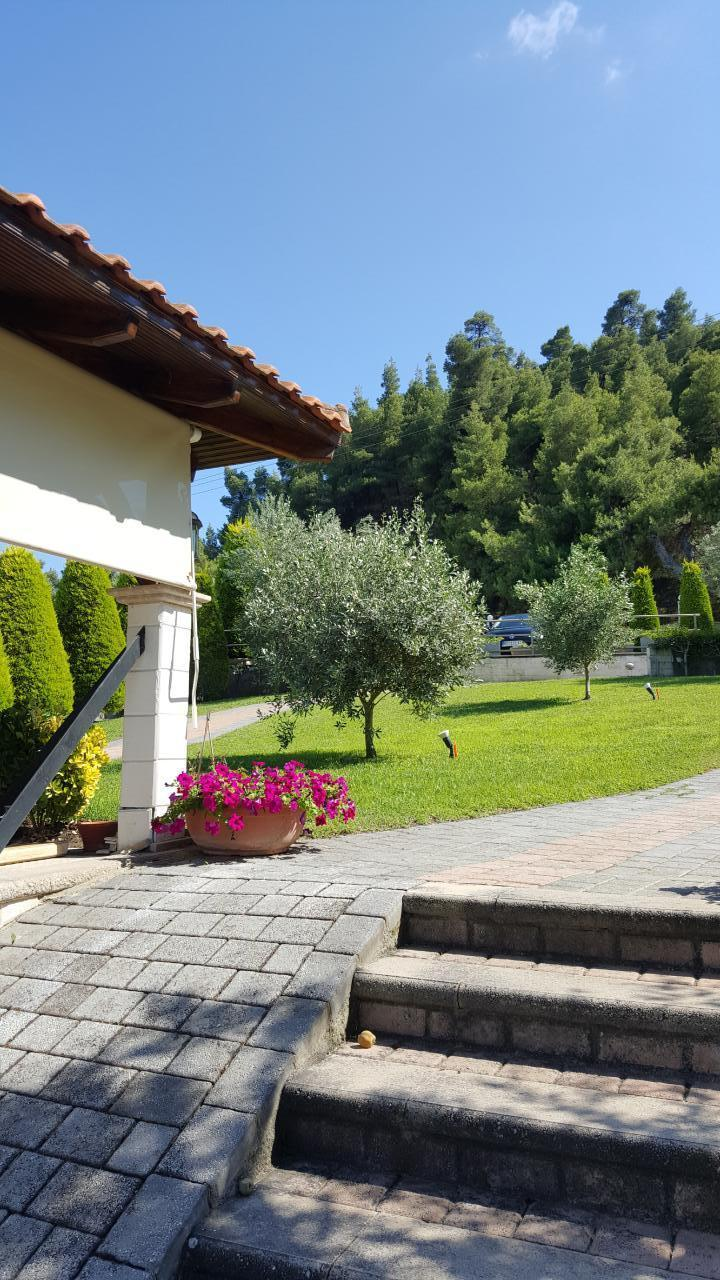 Ferienwohnung Sun Residence - Exklusive Luxusvilla in Bestlage, direkt am Strand  von Polichrono-Kassand (341146), Polichrono, Chalkidiki, Makedonien, Griechenland, Bild 37