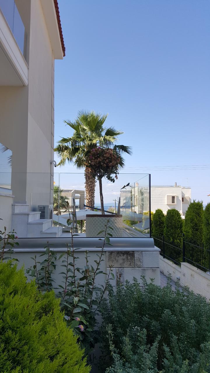 Ferienwohnung Sun Residence - Exklusive Luxusvilla in Bestlage, direkt am Strand  von Polichrono-Kassand (341146), Polichrono, Chalkidiki, Makedonien, Griechenland, Bild 44