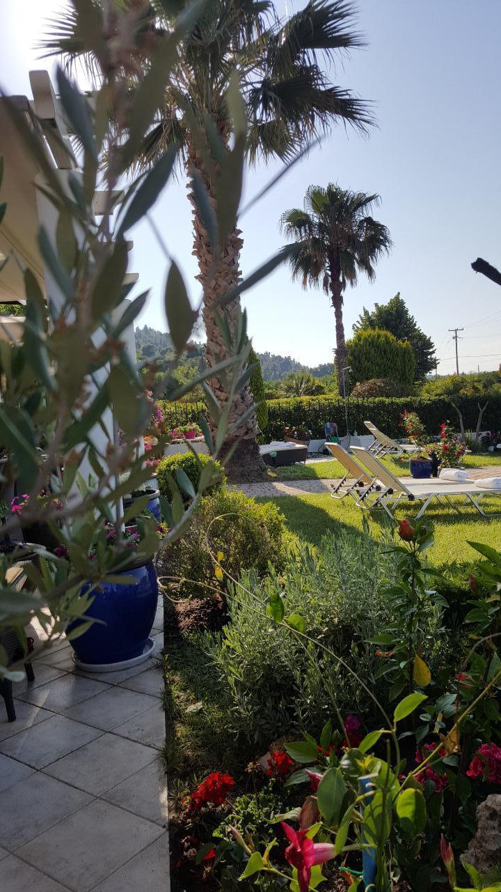 Appartement de vacances Sun Residence - Exklusive Luxusvilla in Bestlage, direkt am Strand  von Polichrono-Kassand (341146), Polichrono, Chalcidique, Macédoine, Grèce, image 30