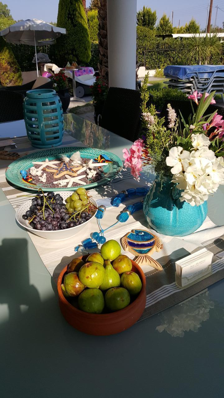 Ferienwohnung Sun Residence - Exklusive Luxusvilla in Bestlage, direkt am Strand  von Polichrono-Kassand (341146), Polichrono, Chalkidiki, Makedonien, Griechenland, Bild 34