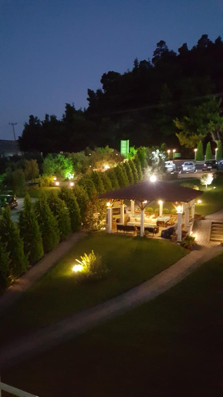 Appartement de vacances Sun Residence - Exklusive Luxusvilla in Bestlage, direkt am Strand  von Polichrono-Kassand (341146), Polichrono, Chalcidique, Macédoine, Grèce, image 32