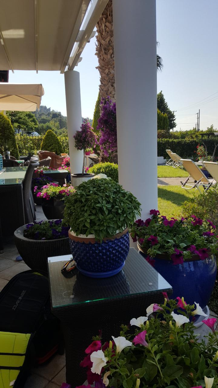 Appartement de vacances Sun Residence - Exklusive Luxusvilla in Bestlage, direkt am Strand  von Polichrono-Kassand (341146), Polichrono, Chalcidique, Macédoine, Grèce, image 23