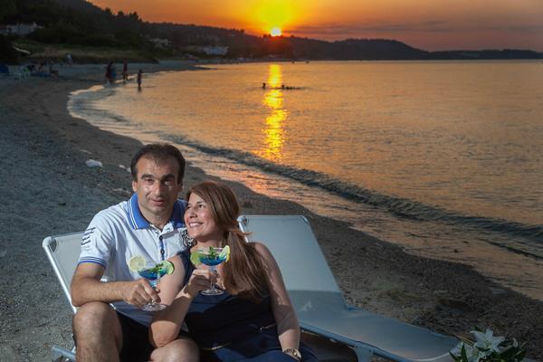 Ferienwohnung Sun Residence - Exklusive Luxusvilla in Bestlage, direkt am Strand  von Polichrono-Kassand (341146), Polichrono, Chalkidiki, Makedonien, Griechenland, Bild 5