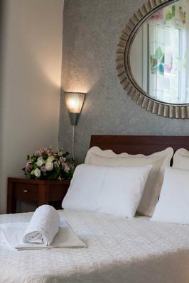 Ferienwohnung Sun Residence - Exklusive Luxusvilla in Bestlage, direkt am Strand  von Polichrono-Kassand (341146), Polichrono, Chalkidiki, Makedonien, Griechenland, Bild 9