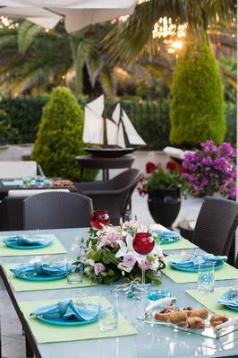 Holiday apartment Sun Residence - Exklusive Luxusvilla in Bestlage, direkt am Strand  von Polichrono-Kassand (341146), Polichrono, Chalkidiki, Macedonia, Greece, picture 11