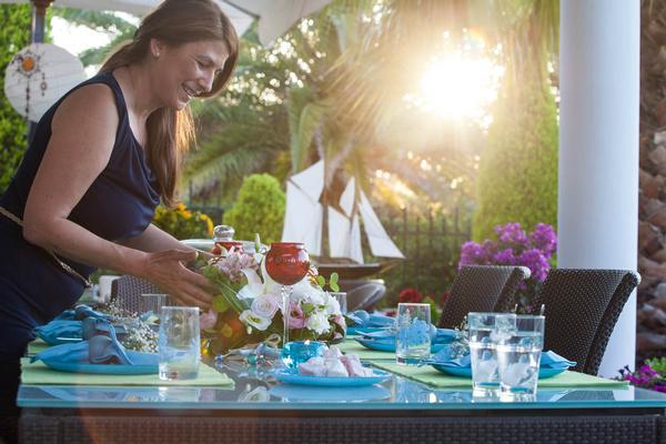 Appartement de vacances Sun Residence - Exklusive Luxusvilla in Bestlage, direkt am Strand  von Polichrono-Kassand (341146), Polichrono, Chalcidique, Macédoine, Grèce, image 8