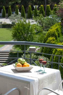 Ferienwohnung Sun Residence - Exklusive Luxusvilla in Bestlage, direkt am Strand  von Polichrono-Kassand (341146), Polichrono, Chalkidiki, Makedonien, Griechenland, Bild 14