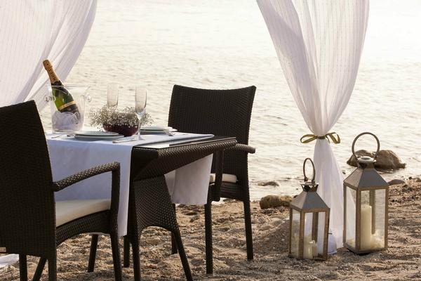 Ferienwohnung Sun Residence - Exklusive Luxusvilla in Bestlage, direkt am Strand  von Polichrono-Kassand (341146), Polichrono, Chalkidiki, Makedonien, Griechenland, Bild 15